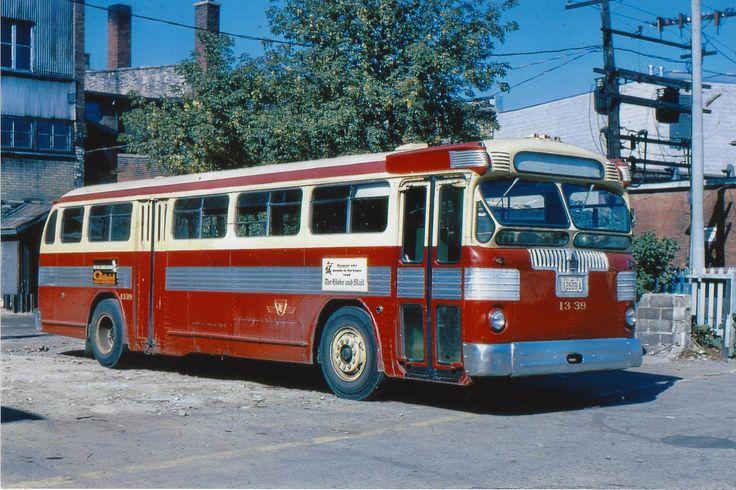 TTC  Toronto  Twin  Coach