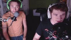 Michael and Gavin Playing Five Nights at Freddy's 3 (Video: F**K THIS GAME - Five Nights at Freddys 3 - Part 1)