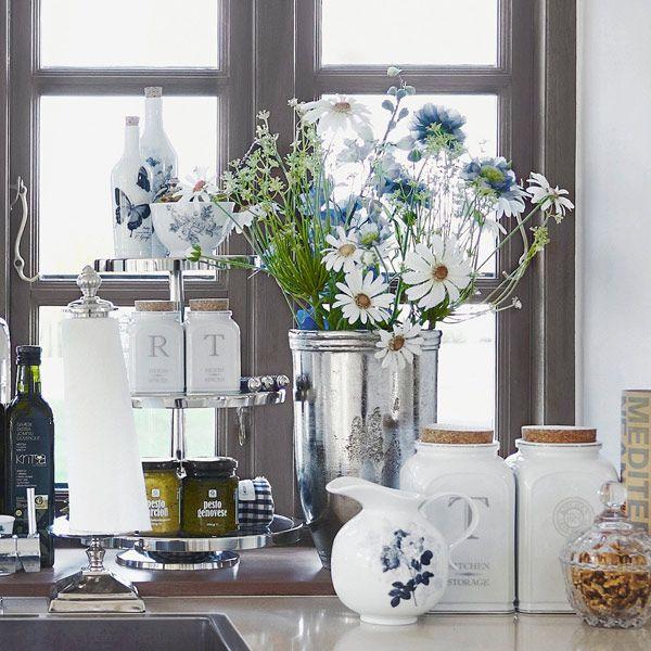 Оригинальные кухонные предметы и декоры скандинавского дизайна от компании Lene Bjerre.  www.constagarden.ru