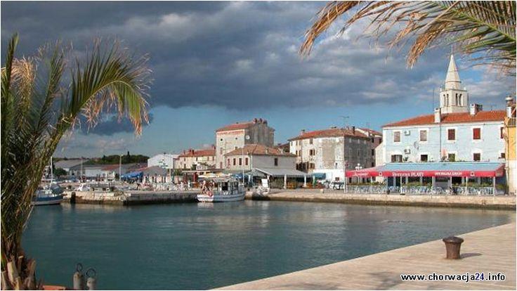 W Chorwacja dość charakterystyczne jest to że we wszystkich nadmorskich miasteczkach życie skupia się w okół portu, nie inaczej jest w miasteczku Fažana,  na Istrii. #fazana #istria #chorwacja #croatia