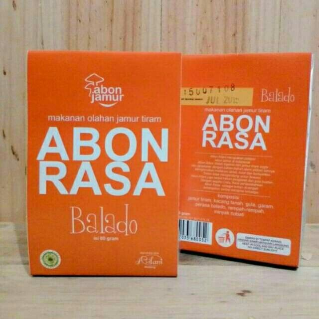 Temukan dan dapatkan Abon jamur (tdk termasuk ongkir) hanya Rp 20.000 di Shopee sekarang juga! #ShopeeID   For Order, Please contact :  089650359779 BB Pin : 58D6AEC9 Line : Jolinshopjakarta