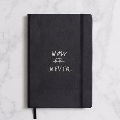 Now or Never notebook - From The Owl  - 1