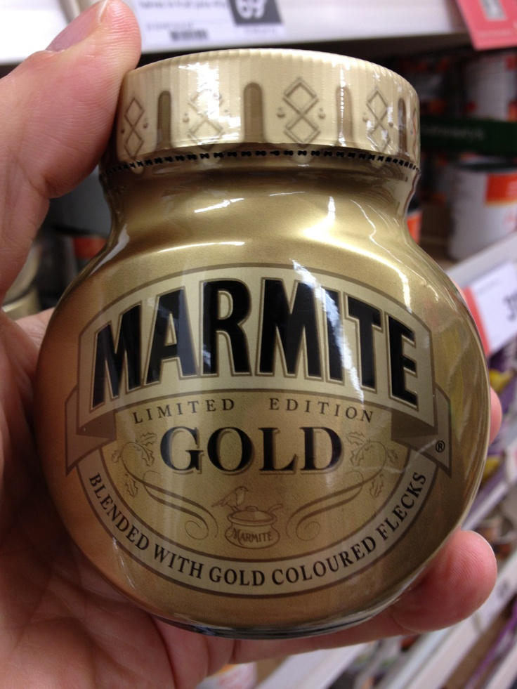 Haven't tried this one yet. Gold flecks no less!