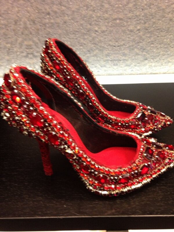 Ruby Slippers At