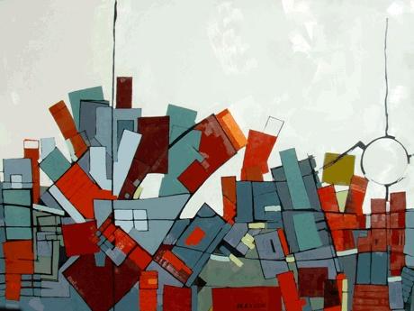 Ben Stansfield - Toronto Artist