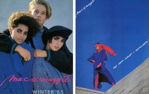 Mac & Maggie 1985 ooit heel mn agenda mee vol geplakt met de prachtige m&m afbeeldingen
