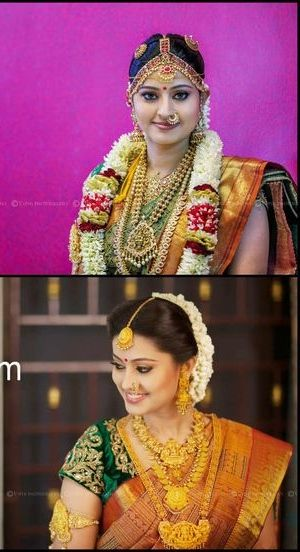 Sneha in Her Bridal wear