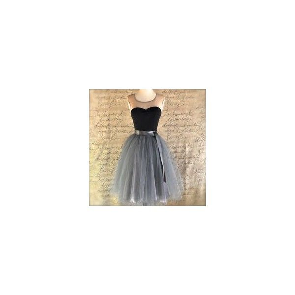 Women's tulle skirt in black and pink. Adult tutu High waisted skirt... ❤ liked on Polyvore featuring skirts, ballet tutu skirt, tulle tutu, retro skirts, retro style skirts and ballet skirt