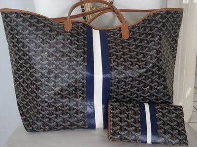 FrenchBlue: Goyard Or Louis Vuitton?