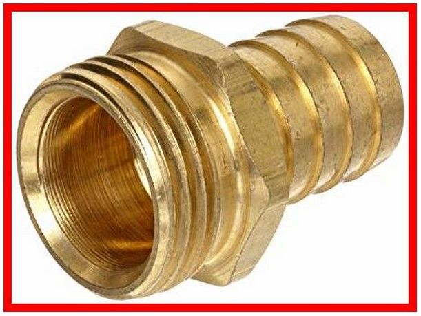 3 4 Mgh X 1 2 Fip Brass Adapter Lead Free Lead Free Thread Adapter Brass