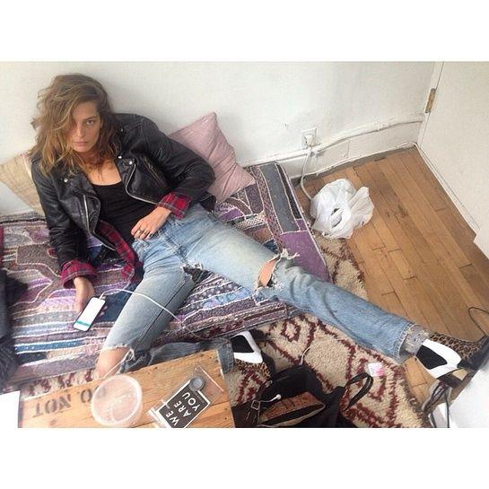 Daria Werbowy http://www.vogue.fr/mode/mannequins/diaporama/la-semaine-des-tops-sur-instagram-27/18686/image/999243#!daria-werbowy