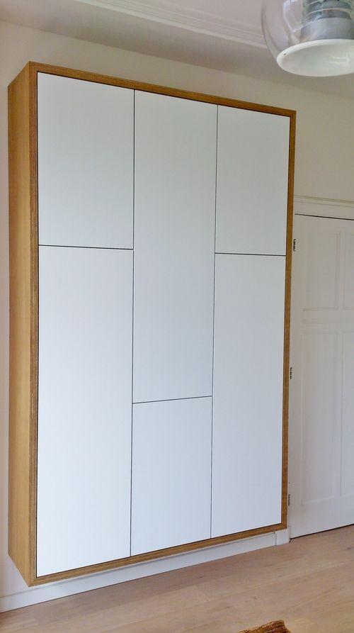 Massive Hanging Wardrobe - mdf/plywood