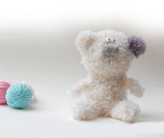 Stuffed Bear Teddy Stuffed animal Plush Bear Soft by RomeoShop