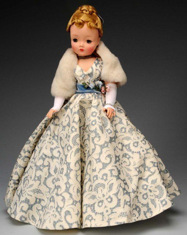 "Beautiful Madame Alexander ""Cissy""."