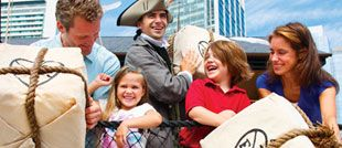 Boston Museums | Relive History at Boston Tea Party Ships & Museum