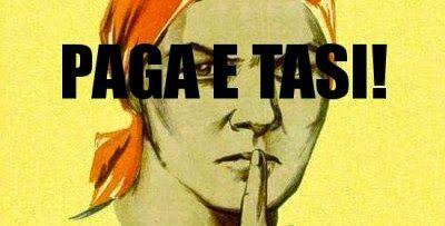 QUI - SALUGGIA: PAGA E TASI... ANZI TARI...