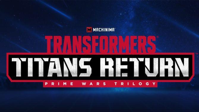 #Hascon 2017 Machinima Transformers Titans Return Information: 11 Episodes, Overlord, Trypticon