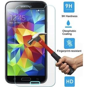 Samsung S5 Tempered Glass Screen Protector Rp 29.000