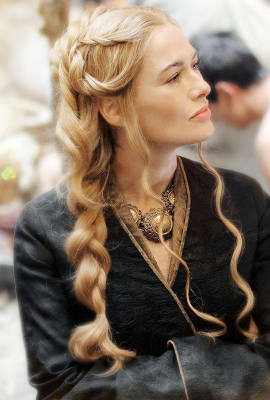 Cersei: The day we all have been waiting to see: She over plays her hand. I cheered for an hour