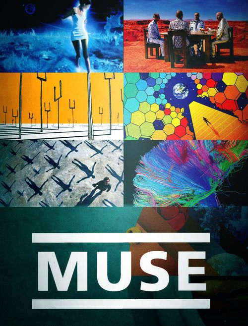 Muse....a great racket for just 3 in the band.