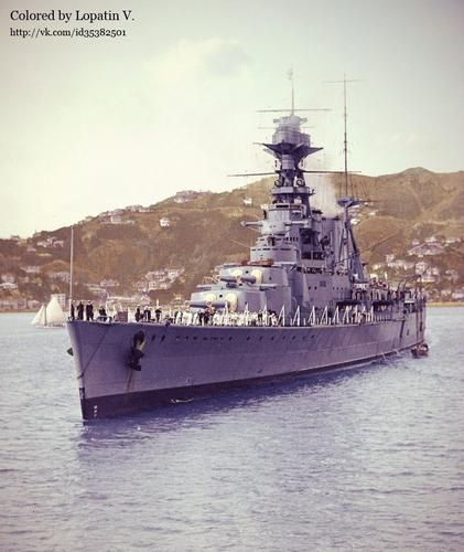 HMS Hood (51) - incrociatore da battaglia della classe Admiral  Entrata in servizio15 maggio 1920 Caratteristiche generali DislocamentoPieno carico 1918: 45.925 t 1940: 49.136 t Lunghezza262,3 m Larghezza31,7 m Pescaggio10,1 m Propulsione25 caldaie a petrolio Yarrow, 4 gruppi turboriduttori Brown-Curtiss, 4 assi eliche, Velocità1920: 31 nodi (57 km/h) 1941: 29 nodi  (54 km/h) Autonomia1931: 5.332 mn a 20 nodi (10.000 km a 37 km/h) Equipaggio1921: 1.169 1941: 1.418