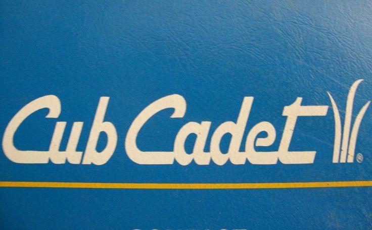 Cub Cadet Service Manual for 805, 1015, 1020, 1105, 1110, 1215,
