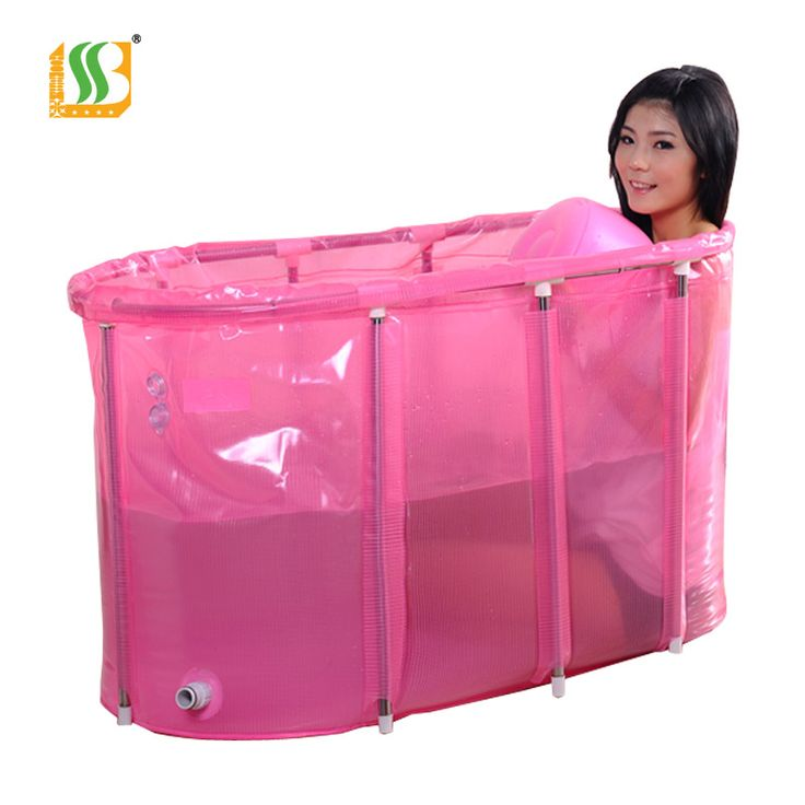 Inflatable folding bathtub for adults Inflatable bathtub