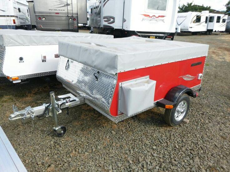 2014 Livin Lite Quicksilver 60  Bug Out Trailers  Bug out trailer Camper Motorhome