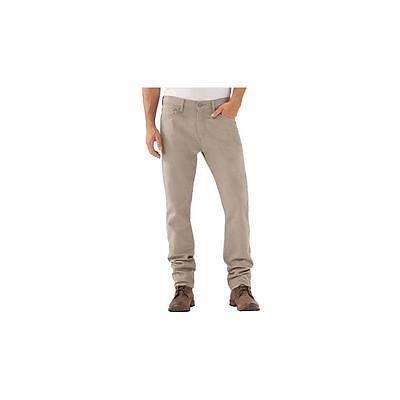 Signature By Levi Strauss & Co Men's Taper Jeans, W30 X L30, Silt/Tan