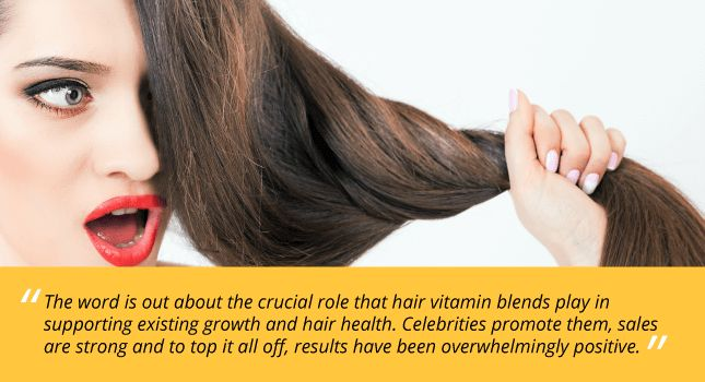 What Are the Most Effective Hair Growth Vitamins on the Market today?