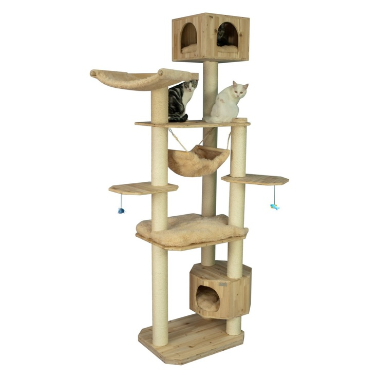 115 Best Cat Tree Houses Images On Pinterest | Cat Furniture, Cat Stuff And  Cats