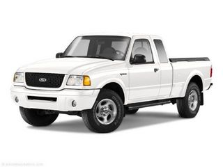 Used 2002 Ford Ranger Truck Super Cab in Pensacola