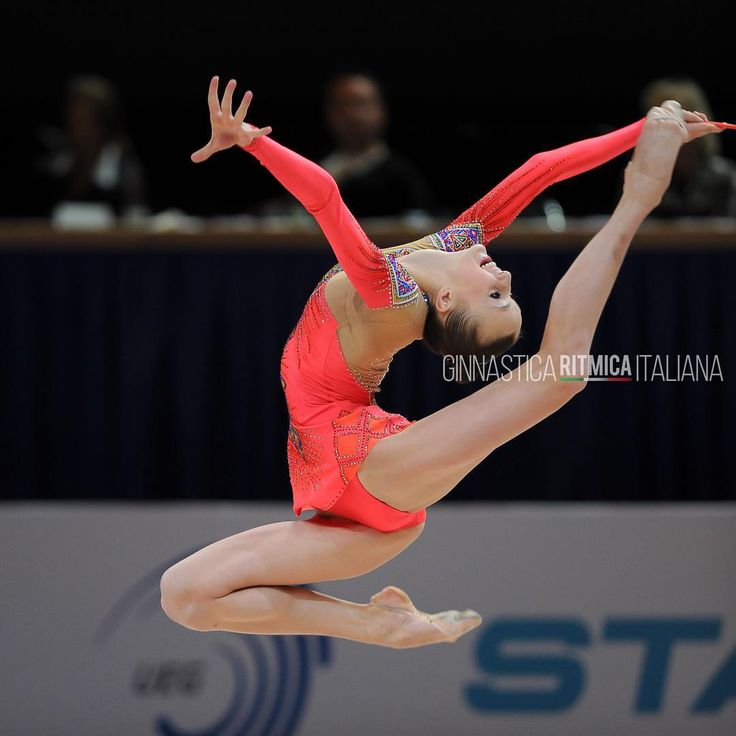 Ganna Rizatdinova (Ukraine), European Championships (Bremen) 2010