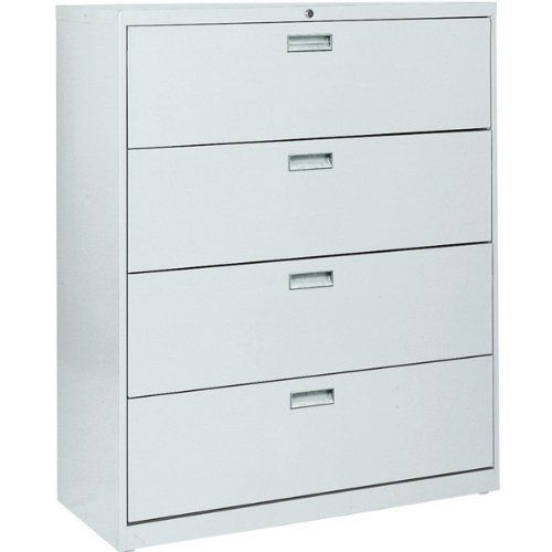 Luxury 4 Drawer Lateral File Cabinet 42 Wide