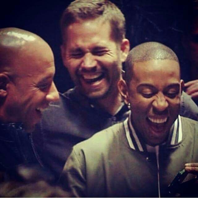 Vin Diesel | Paul Walker | Ludacris | <3 xx