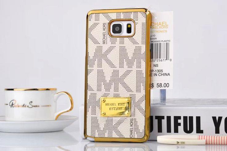 Hot Michael Kors Note 5 Case Cover Cover Khaki