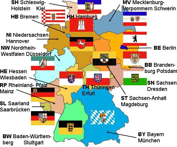 landesflaggen bundesrepublik deutschland germany pinterest. Black Bedroom Furniture Sets. Home Design Ideas