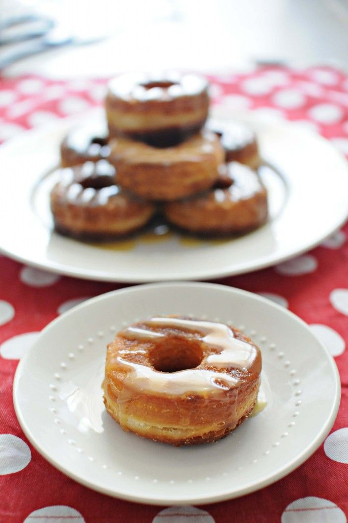 Homemade Thermi Cronuts