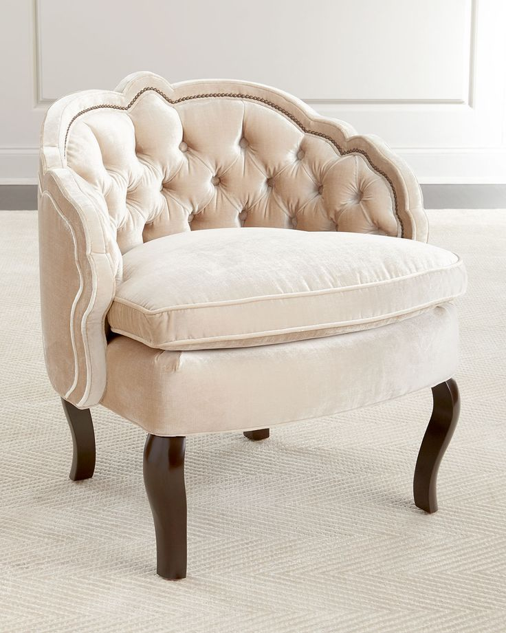 Pippa Tufted Chair …