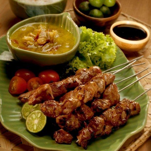 Resep Sate Klatak - persembahan dari Kecap Bango