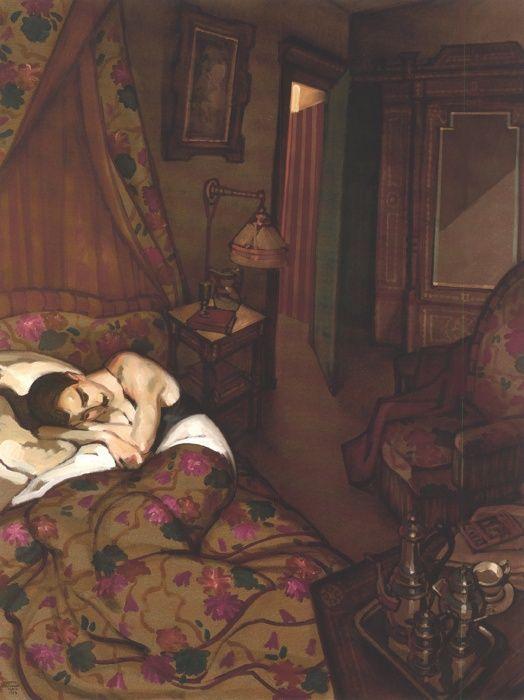 Dreaming Painting / Juarez Machado