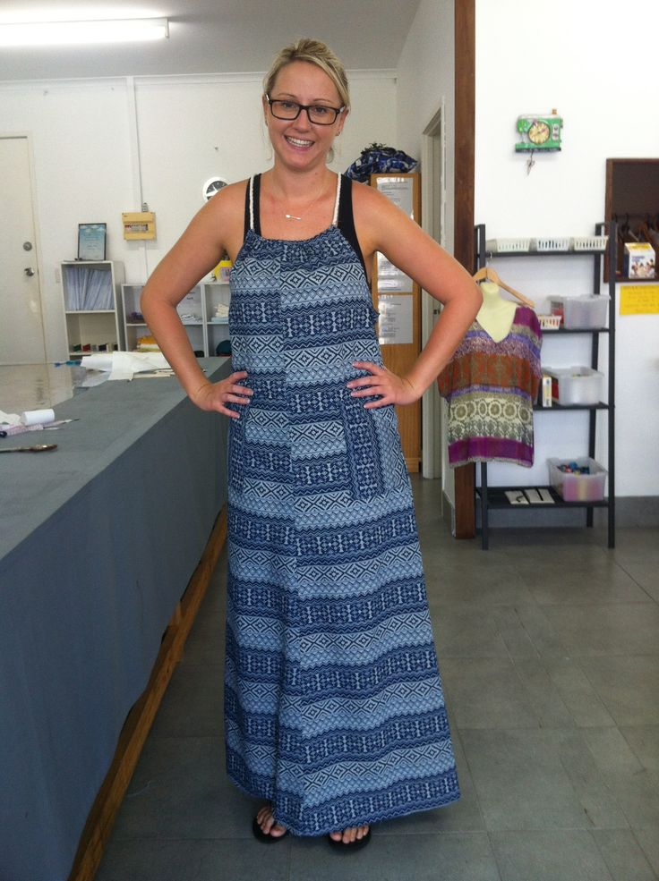 Beginners' Sewing Class The 'Easy Summer Dress' project