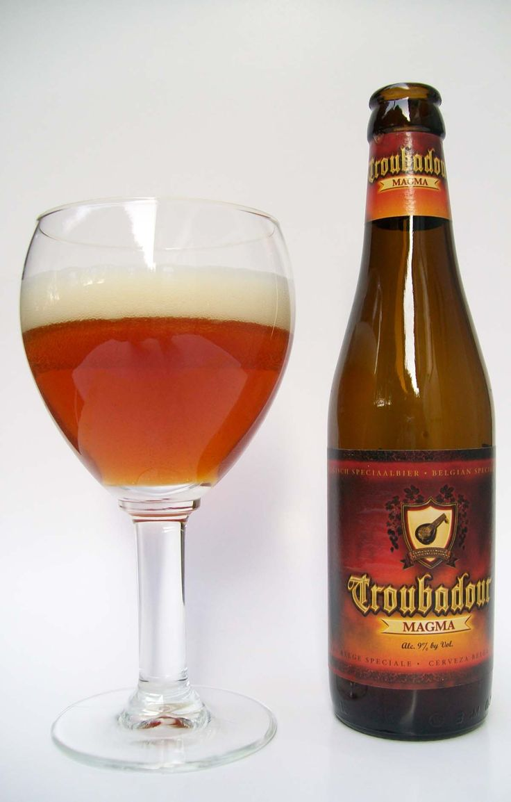 Brouwerij The Musketeers(Brewed De Proef - brouwerij) - Troubadour Magma (Imperial IPA) 9,0% pullo