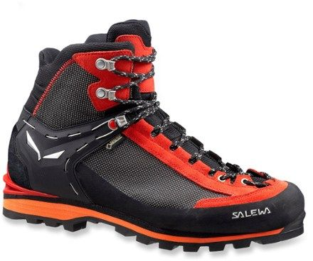 Salewa Men's Crow GTX Mountaineering Boots