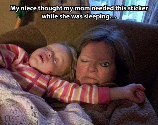 Half awake // funny pictures - funny photos - funny images - funny pics - funny quotes - #lol #humor #funnypictures
