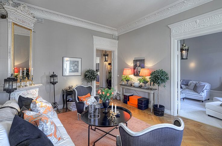 14 best images about black grey orange decor on pinterest for Grey orange living room