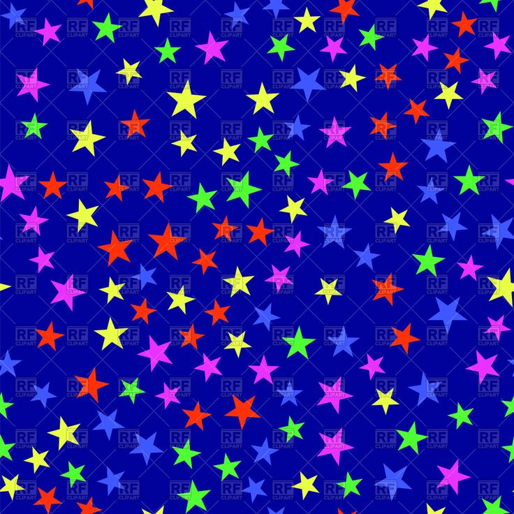 Royalty Free Vector image of Colorful star seamless pattern #190087 includes graphic collections of star and Backgrounds, Textures, Abstract. You can download this image clipart in EPS and JPG format. #vectorart #vectorclipart #vectorstock #graphicdesign #diseñográfico #graphisme #grafikdesign #графическийдизайн
