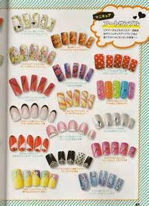25 best japanese nail art magazine scans images on pinterest japanese nail art bing images prinsesfo Image collections