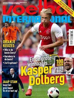 Proefabonnement: 8x  VI € 20,-: Lees weekblad Voetbal International nu acht weken voor slechts 2,50 per week en blijf volledig op de hoogte van de voetbalwereld! Abonnement stopt automatisch!
