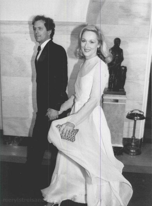 Meryl Streep at her wedding. So pretty. #Bridelan